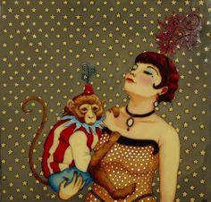 Jenny Keith/Hughes....Juxtapoz   yassss