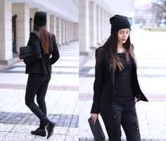 http://empurple.eu/index.php/outfits/item/300-moden-blog-outfit-all-black-boyish #ootd #outfit #lookbook #wiw