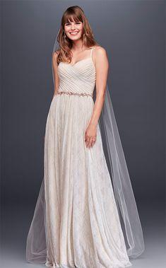 568076102 Las 35 mejores imágenes de Vestidos de novia económicos