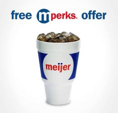Meijer mPerks: FREE Fountain Drink or ICEE - Money Saving Mom®