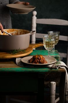 Cocotte Redonda Evolution Le Creuset de 14 a 34 cm Cocotte Le Creuset, Sweet And Salty, Food Photography, Food And Drink, Beef, Cooking, Recipes, Giambattista Valli, Skillet