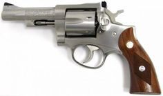 Ruger Security Six - mine was customized by a man who held the world record for target shooting with a .357 (in the 1950s). I kinda love it.