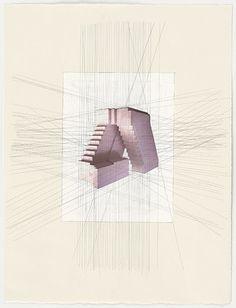 Rachel Whiteread drawings at Tate Britain