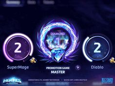 Heroes of the Storm Promotion Concept by Johnny Waterman
