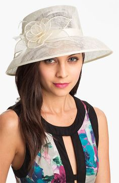 . . .for the Derby. . .Nordstrom Medium Down Brim Derby Hat | Nordstrom