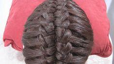 zipper braid.. or suspended infinity braid