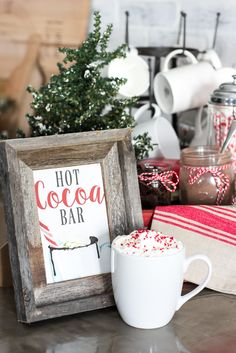 Soda Crate Hot Cocoa