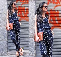 Macacão #macacao #looks #look #streetchic #streetstyle #fashion #style #moda