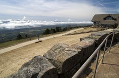 View From Lodge at Mt. Magazine---Paris, Arkansas