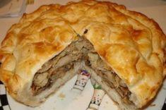 Узбекский домашний курник. Влюбитесь навсегда