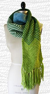 Ravelry: Just One (more) Row pattern by Jill Draper