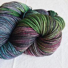Yarn - Work Sock   Devil's Advocate