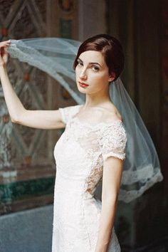 Sareh Nouri Clara from LUXEredux Bridal