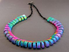 Holi Holi Necklace by ketztx4me, via Flickr