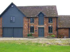 Barn Conversion Doors full height glazing in barn conversion | architecture | pinterest