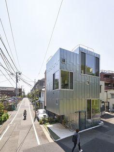 Ondo  house in Tokyo by Mamm Design