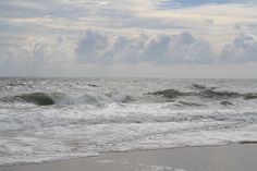 Outer Banks of Clouds