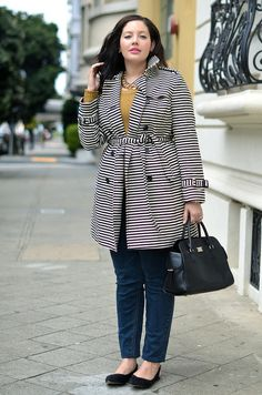 First Sign of Fall-love this look, bought the trench last night for New York! Love!