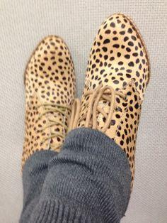 cheetah, boot, oxford shoes, leopard prints, leopard oxford