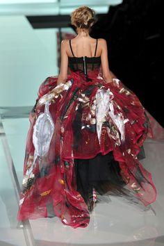 Dolce & Gabbana at Milan Spring 2008