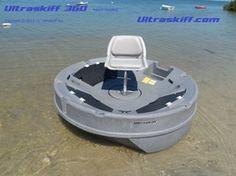 I want one so bad! Ultraskiff 360