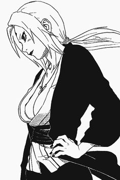 TSUNADE IS SO UNDERRATED IDK WHY PEOPLE THINK SHE WAS A BAD HOKAGE