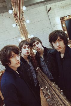 Last Shadow Puppets/Miles Kane & #AlexTurner I hope they put out a new record before 2015 is over