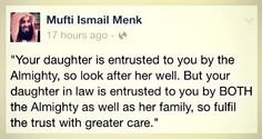 What other Deen will tell you that?