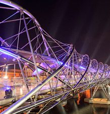 1000 images about bridges on pinterest the bridge for Design bridge singapore