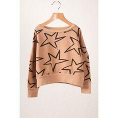 Sweatshirt Stars