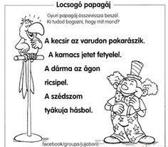JujoBoro: Magyar órára