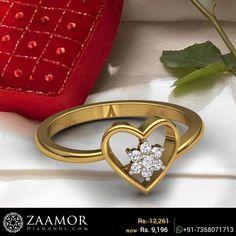 Simra Diamond Ring