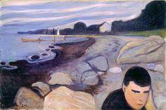 Mélancolie Munch