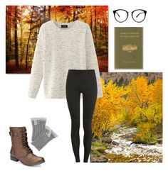 """Fall🍂"" by carleelingard on Polyvore featuring Grandin Road, Nolita, Proskins and American Rag Cie"