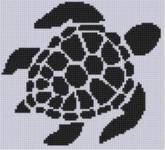 Sea Turtle 3 Cross Stitch Pattern | Craftsy