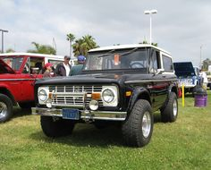 Ford Sports Utility Vehicle - Bronco