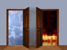 which door will it be today? a bi polar's life