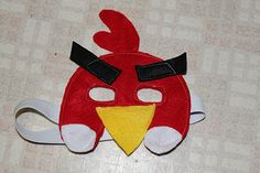 Keeping it Simple: Whatever Wednesday: Angry Birds Masks