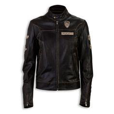 Ducati Canada - Ducati Historical Ladies Jacket