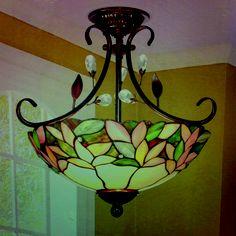 Tiffany light. #Bates #Motel #Oregon