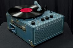 every classroom should have a califone record player.  (yes, still).