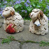 Hledání zboží: velikonoce / Keramika   Fler.cz Hobbies And Crafts, Diy And Crafts, Clay Fish, Kids Clay, Sheep Art, Pottery Animals, Shaun The Sheep, Clay Bowl, Pottery Classes