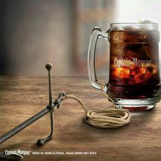 Captain Morgan Captain Morgan, Beer, Mugs, Tableware, Root Beer, Ale, Dinnerware, Tumblers, Tablewares
