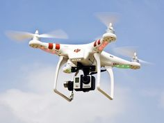 The DJi Phantom with Zenmuse Gimbal and Gopro Hero 3 Gopro Drone, Gopro Camera, Drone Quadcopter, Dji Phantom 2, Gopro Accessories, Drone For Sale, Pilot, Drone Technology, Technology Gadgets