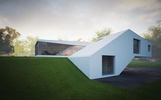House Hafner by Hornung and Jacob