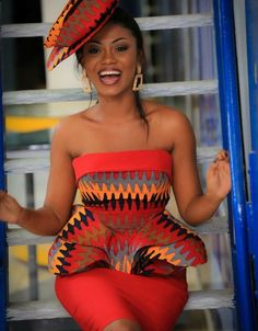 African fashion is available in a wide range of style and design. Whether it is men African fashion or women African fashion, you will notice. African Print Dresses, African Fashion Dresses, African Dress, African Prints, African Outfits, African Fashion Designers, African Print Fashion, Africa Fashion, Kente Styles