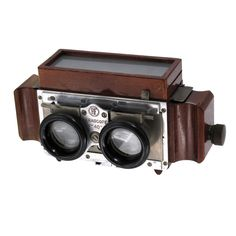 Jules Richard Verascope F40 Stereo Stereoscope Viewer (1955) *NO RESERVE*
