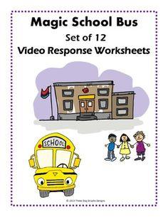 32 best Magic School Bus images on Pinterest | Teaching science ...