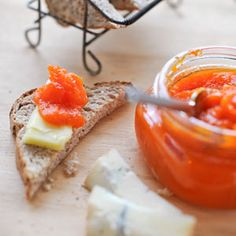 Carrot confiture recipe
