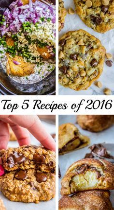 Here they are! The top 5 recipes published on The Food Charlatan in 2016, judging by traffic. You people have good taste! The recipes you visited most were absolutely some of my favorites from this year.